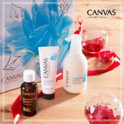 CANVAS 可免費獲贈【奧圖玫瑰極緻嫩肌系列】3ml體驗裝