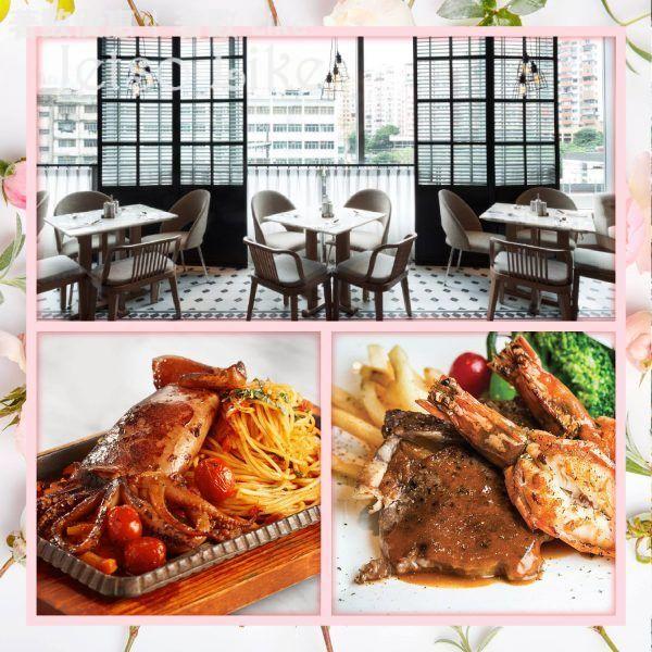 Made in HK Restaurant 情人節期間限定套餐 14/Feb