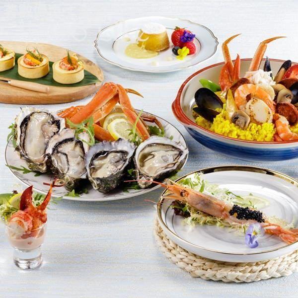 城景國際 City Café龍蝦‧魚子醬‧海鮮自助晚餐優惠 生日免費