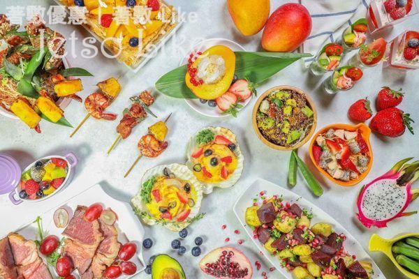 香港諾富特世紀酒店 海鮮自助晚餐 55折優惠
