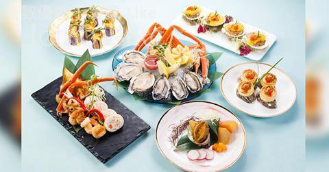 城景國際 City Café鮑魚‧北海道帶子‧海鮮自助晚餐 生日免費 / 4人同行1人免費