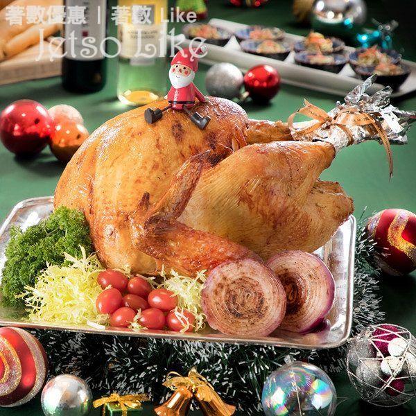 Park Hotel 聖誕自助餐 提早預訂享低至68折
