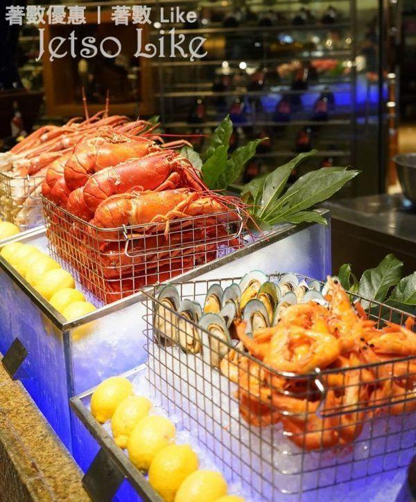 港島香格里拉酒店 自助餐 7折優惠