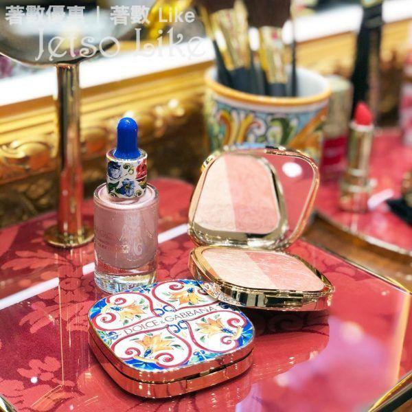免費獲贈 Dolce & Gabbana 試用禮品包