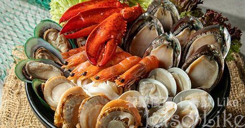 北角海逸酒店 海鮮饗宴 自助晚餐 預訂低至7折優惠