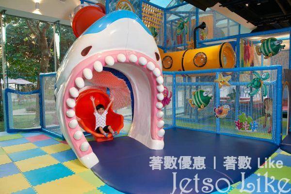 黃金海岸酒店 鯊魚冒險島 重新開放