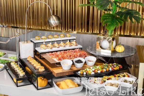 The Grand Buffet 自助山 自助旋轉餐廳 每位$499起