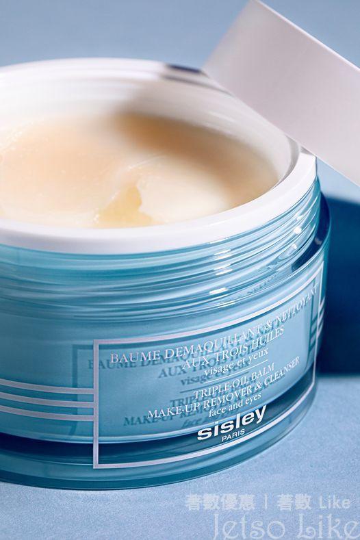 免費換領 Sisley Paris 三合一水潤卸妝霜 體驗裝