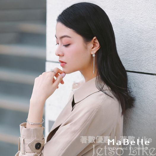 MaBelle閃爍鑽飾展 免費體驗 專業穿耳服務